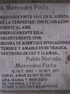 Resultado de imagen de Mercedes Pinto en Uruguay